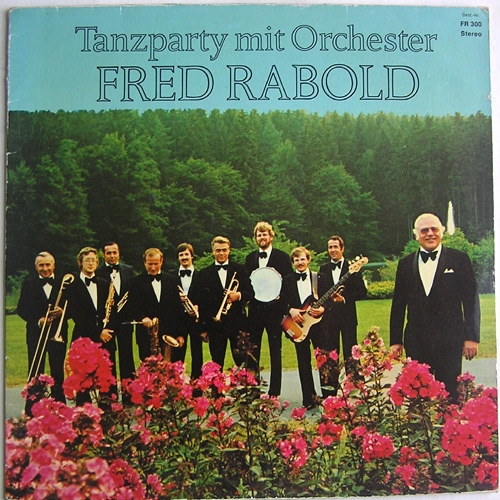 Orchester Fred Rabold - In Full Action